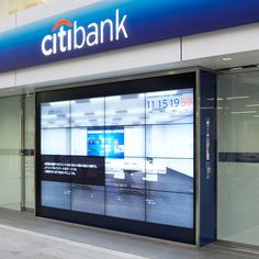 Interaction - Digital Systems Citibank