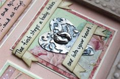 I am back with another baby themed project. There is a bit of a baby boom around here and this time it is my best friend . Baby Boom, First Step, Gift Tags, I Am Awesome, Personalized Items, Rose, Projects, Summer, Gifts