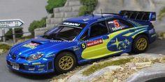 Wales Rally GB 2006 Subaru Impreza WRC Solberg/Mills 1/43