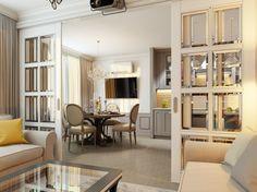 Классика в Саратове. Divider, Interior, Room, Furniture, Home Decor, Bedroom, Decoration Home, Indoor, Room Decor