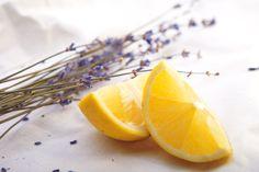 Homemade Lavender Lemon Lip Balm