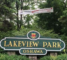 The @cityofoshawa has been working hard getting #LakeviewPark ready for #CanadaDay this Friday! We're open that afternoon from 2-6pm! Come back in and discover the Home of #Oshawa's History!