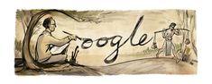 Doodle celebrates Zainul's birthday Google Doodles, Hd Photos Free Download, Birthday Dates, Founding Fathers, Artist Painting, Art School, Great Artists, Art Museum, Folk Art