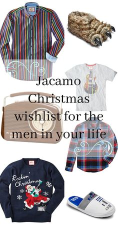 Christmas gifts from Jacamo for the men in your life (SP)   In case you haven't heard of Jacamo they're a sister company (or should that be a brother company?) to Simply Be and they do a whole range of clothes for the large man as well as shoes accessories gifts electricals and more. They stock clothes up to 5X which is a 64/66 inch chest to cater to the cuddliest of fellas and you can expect major name brands like Joe Browns Puma Adidas Lonsdale Timberland Wrangler and more. With Christmas…