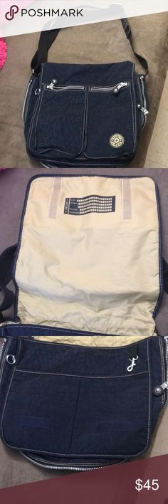 Kipling, big crossbody bag 💼 Use once great condition Kipling Bags Crossbody Bags