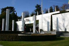 Musee olympique - Museo Olímpico (Lausana) - Pedro Ramirez Vazquez y Jean Pierre Cahen