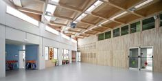La Cabanya Nursery / Lluís Jordà Sala + Sau Taller d'Arquitectura