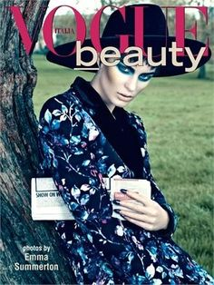 Vogue Italia Beauty August 2012 (Vogue Italia)