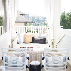 Where can I find porch swing? Shop Ballard Designs for the perfect porch swing and outdoor hammock for stylish outdoor relaxation! Deck Furniture, Porch Swing, Deep Seat Cushions, Patio Decor, Outdoor Dining Chairs, Porch, Outdoor Ottomans, Outdoor Curtain Panels, Ballard Designs