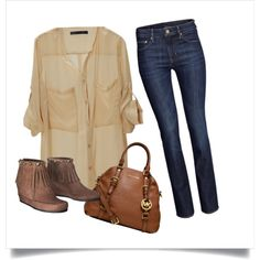 """""""Fall Date"""" by lmasticola on Polyvore"""