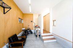 CASE 184 | ラッパ型の狭小住宅(愛知県海部郡) |ローコスト・低価格住宅|狭小住宅・コンパクトハウス | 注文住宅なら建築設計事務所 フリーダムアーキテクツデザイン
