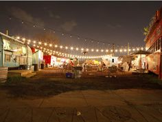 SOUTH: Eastside Drive-In - Austin, TX: A vintage oasis of community events, film, music, cuisine, and camaraderie. The drive-in is currently talking to good folks about booking food trailer space, gatherings, ideas, and community events.