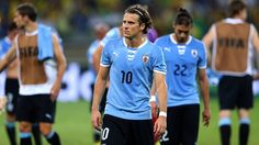 Diego Forlan missed his second penalty within the tournament.