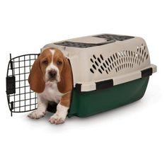 Ruff Maxx Plastic Dog Crate Kennel - 21791
