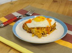 Sunny's Easy Breakfast Cottage Pie recipe from Sunny Anderson via Food Network