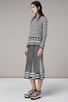 Thakoon, spring/summer 2015 fashion collection x