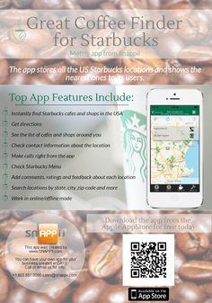 #Starbucks #Coffee #mobile #app