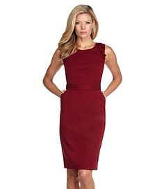 Elie Tahari Dress in one of my colors