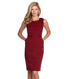 Elie Tahari Dress in one of my colors