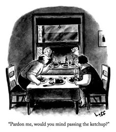 Bob Mankoff on cartoons about class, and Syd Hoff in The New Yorker and The Daily Worker: http://nyr.kr/OG4JPi