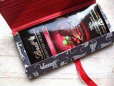 ProjectGallias: #projectgallias, czekoladownik, opakowanie na czekoladę z okazji dnia nauczyciela 100% handmade