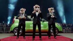 "2014 Kia Soul Hamster Commercial (Lady Gaga ""Applause"")"