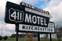 411 Motel - south of Maryville, TN