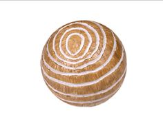 Asurini Natural Ball. Fill a vase or a large bowl to place as a centerpiece. Great Autumn decor. $2.79.