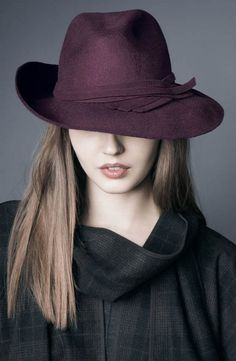 Fedoras, the only hat that really can save you From yourself. Try one on. You'll get the attitude Fedora!