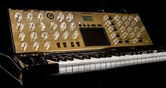Tenth Anniversary Minimoog Voyager