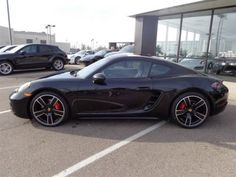 Cars for Sale: New 2017 Porsche 718 Cayman in S, Cincinnati OH: 45249 Details - Coupe - Autotrader