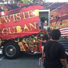 Twisted Cuban food truck