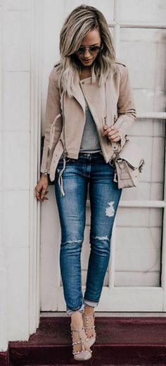 Best Comfortable Women Fall Outfits Ideas As Trend 2017 212