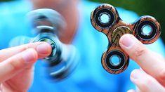 Fidget spinner DIY Tutorial and Benefits of Fidget Spinner for Health