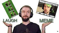 Markiplier, Pewdiepie, Jack Septiceye, Jack And Mark, Funny Youtubers, Youtube Memes, Laugh Meme, Septiplier, Big Three