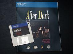 After Dark Screen Saver.