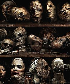 Masks of Leatherface