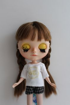 Un favorito personal de mi tienda Etsy https://www.etsy.com/es/listing/261146049/the-lord-of-the-rings-t-shirt-for-blythe
