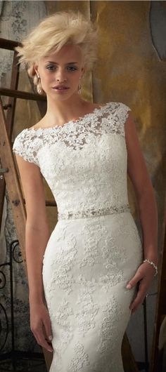 lace wedding dress lace wedding dresses ,and i love it by ethel