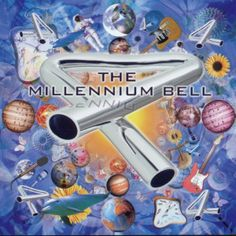 Mike Oldfield - Lake Constance (The Millenium Bell - WEA UK/1999)