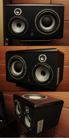 FOCAL Professional SM9 - Active Monitor Speaker.