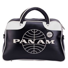 Pan Am Orion Bag Black, $69, now featured on Fab.