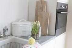 White Kitchen - weiße Küche - Frühlingsdeko - IB Laursen - Greengate