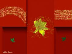 https://flic.kr/p/vd9825 | Placas em vermelho com flora