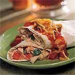 Baked Chicken Tortillas Recipe   MyRecipes.com