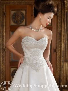 Bridal Gowns Casablanca  2012 Bridal Gown Image 1