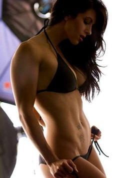 Bikini fitness.Amanda Latona