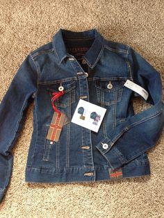Liverpool Jalie Denim Jacket-Maybe I need a denim jacket, but it must be soft! #stitchfix