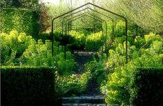 Jardin plume, Normandy: the quintessence of sensual gardens.