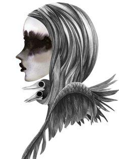 Kahori Maki - ilustracion
